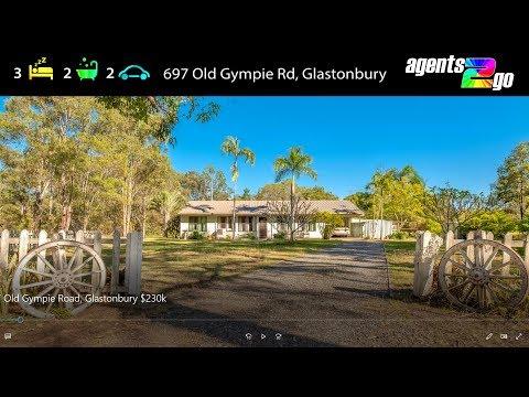 697 Old Gympie Road, Glastonbury NOW $219k