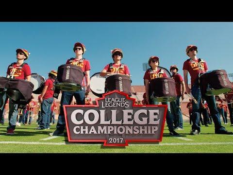2017 League of Legends College Championship