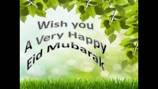 HAPPY EID video, IED Mubarak Greeting, Koleksi Ucapan hari Raya Idul fitri