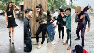 Haaye garmi New Tik Tok trending videos Varun Dhawan Badshah Neha Kakkar Nora fatehi