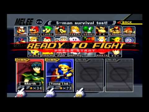 Super Smash Bros Melee - SSKR Gaming VS TheAwesomeShow9821 (Pt-5)