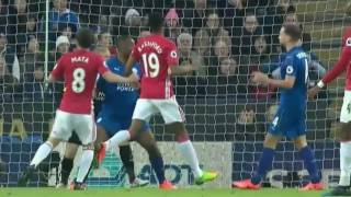 Leicester City vs Manchester United 0--3 All Goals and Highlights""
