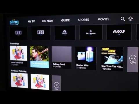 First Look: Sling TV's New DVR Features, Xbox One, Channels, & More