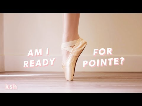 How To Know When You're Ready for Pointe  •  Kisarhi En Pointe