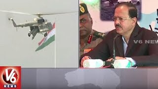 Union Minister Subhash Bhamre Speech At Pralay Sahayam Programme | Hyderabad | V6 News