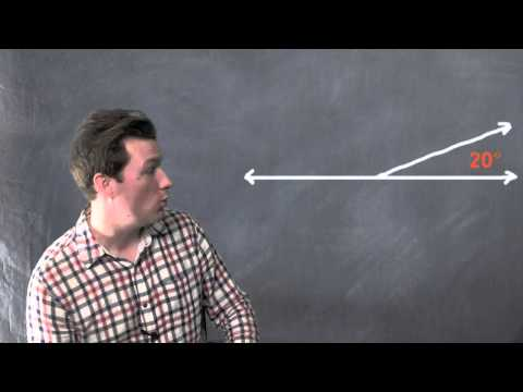 What are Supplementary Angles? | Dave May Teaches