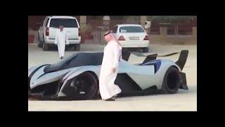 하루에 10조원 쓰는 두바이 왕자