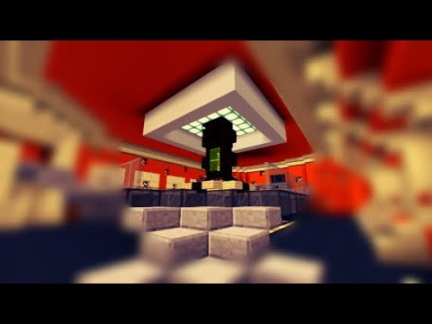 Minecraft 11th Doctor Who Console