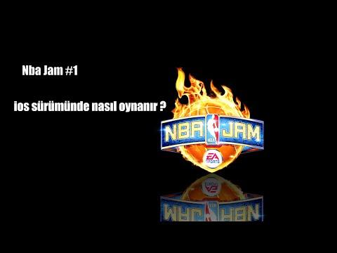 Nba Jam ios Multiplayer Nasıl Oynanır ? Kontrol Anlatım
