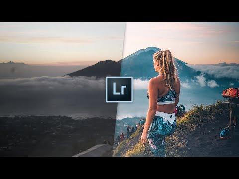 Teal and Orange Colour Grade | COLOURGRADING YOUR PHOTOS!! | Sam Kolder | TechGenieT3G
