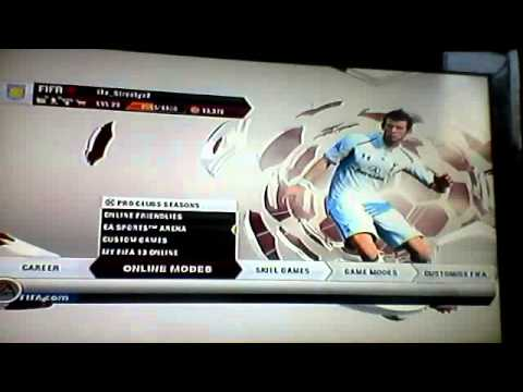 Fifa 13 Pro Clubs How To Get Your Pro Higher Rated