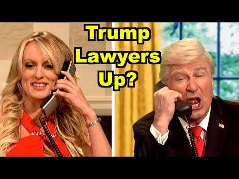 Trump Lawyers Up? - Alec Baldwin, Rudy Giuliani & MORE! LV Sunday LIVE Clip Roundup 263