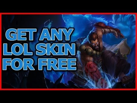 Free League of legend skin Garen|Tristana