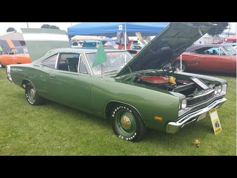 1969 HEMI Dodge Superbee Car Show Walk-around
