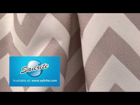 Video of HGTV Home 590272 Chevron Chic Quartz Fabric #104728
