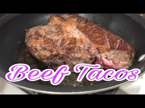 How to Cook | Beef Tacos | Pot Roast | Mexican Rice | Cooking For Beginners