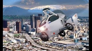 New Exclusive,amazing Flying car don