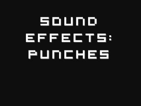 Punch Sound Effects