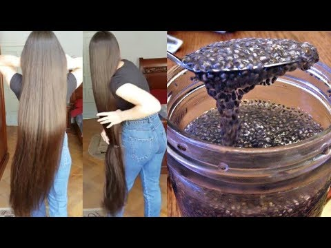 I Mixed These Two Ingredients  & Got Extremely Long Hair In Just 2 Weeks