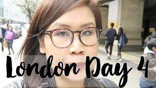黑咪Travel | Last Day in London + Meeting London Day 4