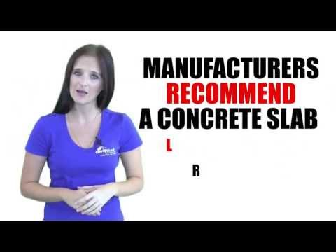 FAQ - Garden Shed Concrete Slab Explained