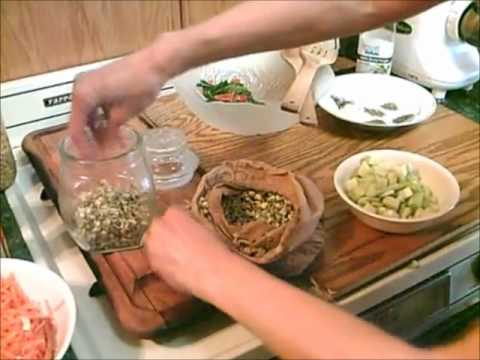 Sprouted Mung Bean Recipes