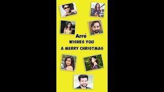 Merry Christmas | Aahana, Nakuul, Rashi, Flora, Adesh, Alekh and Auritra