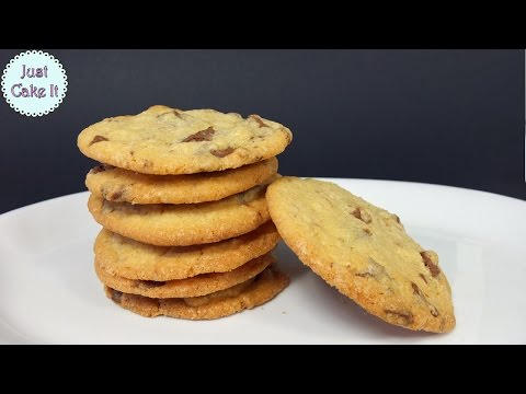 🍪THE BEST Chocolate Chip Cookies recipe! 🍪 Fast and easy Christmas dessert