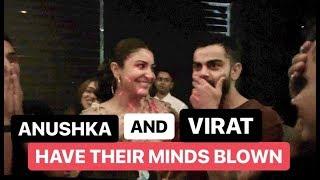 Virat Kohli & Anushka Sharma Have Time Stopped For Them | Karan Singh Magic