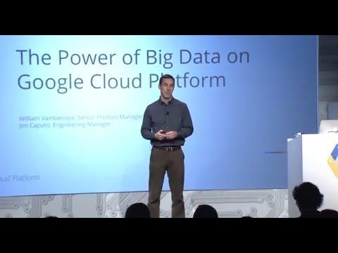 Google Cloud Platform Live: The Power of Big Data on Google Cloud Platform