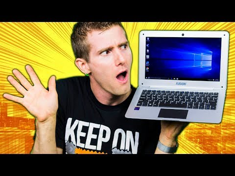 A Full HD IPS Laptop for $160?? YES! - (NOT CLICKBAIT)