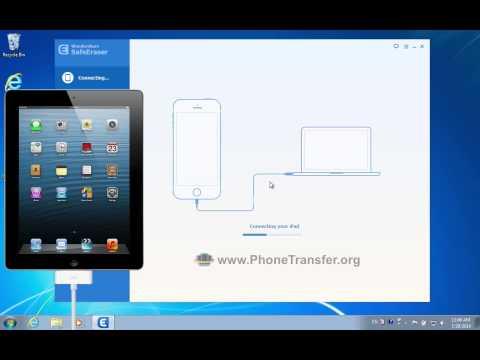 How to Remove App Generated Junk Files from iPad/iPad Air/iPad Mini