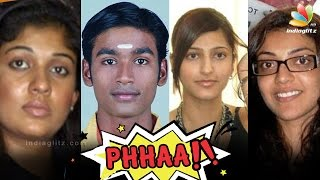 Ppaahh !!! Shocking Celebrities | Tamil Actor and Actress