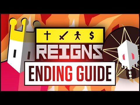 REIGNS - Good Ending - Guide / Walkthrough | REIGNS Gameplay