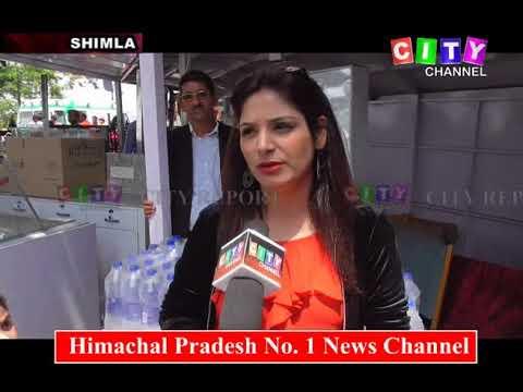 Shimla Drinking Water Bottle at Low rate 04 June 2018