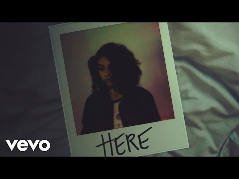Alessia Cara - Here (Lyric Video)