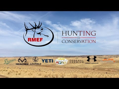 Hunting IS Conservation - Helping Mother Nature
