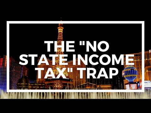 Want lower taxes? Do NOT move to Nevada or Florida