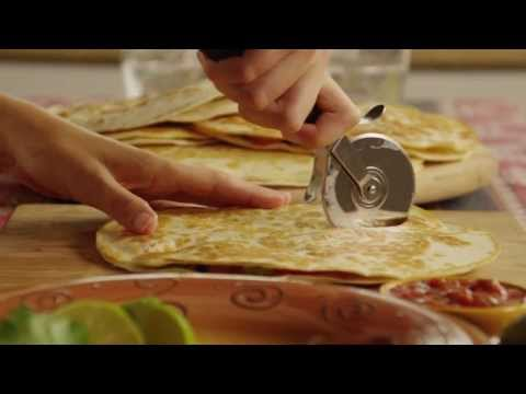 How to Make Quesadillas | Quesadilla Recipe | Allrecipes.com