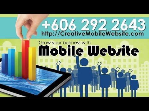 Mobile Web Design Specialist Malaysia | +606-2922643