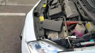 Solución Temporal Sistema Híbrido Toyota Prius