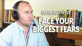 Face Your Biggest Fears and Bounce Back with Pro Surfer Mark Mathews