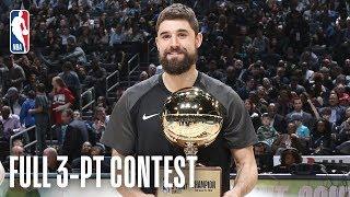 2019 NBA MTN DEW 3-Point Contest | 2019 NBA All-Star