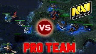 DOTA ZEUS vs PRO TEAM NA'VI (BEYOND GODLIKE - PRO GAME)