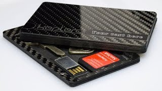 Top 10 Cool Tech Wallets - You Won