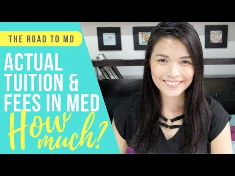 Cost of Philippine Medical Education (ACTUAL Tuition and Fees) // DoktAURA
