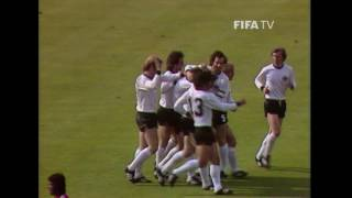 Germany FR v Chile, 1974 FIFA World Cup