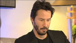 "Keanu Reeves talks about his ""boring"" private life"