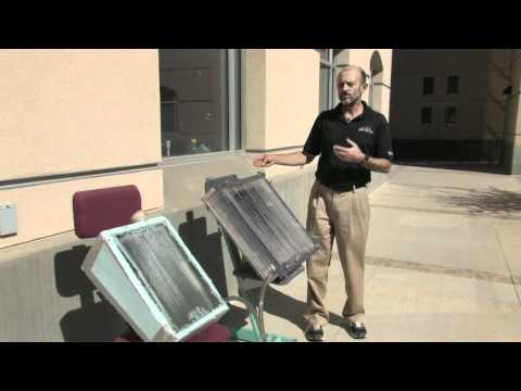 Renewable Energy: Solar Water Distillers