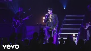Adam Lambert - Whataya Want From Me (VEVO Presents)